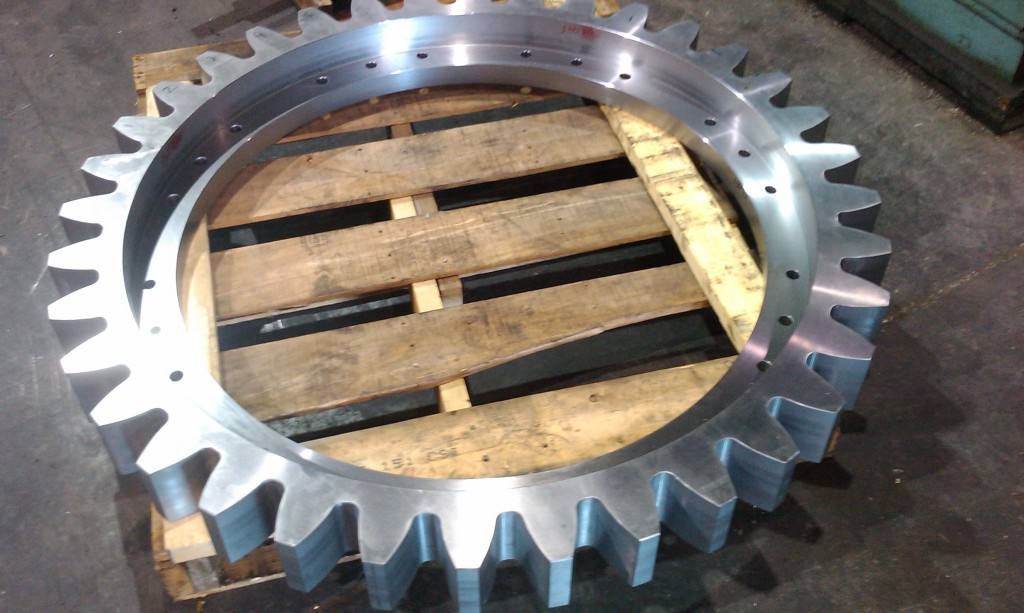 Gear cutting and hobbing/threading