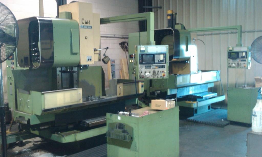 VMC CNC Mori-seiki