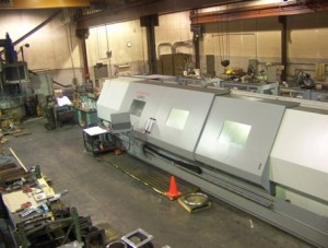 Leadwell CNC Turning Lathe, 30-inch chuck x 20 feet between centers