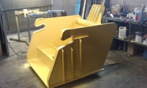 Fabrication of swivel for off cranes supports