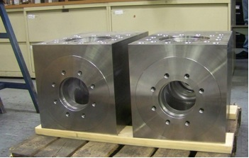 High compression housings